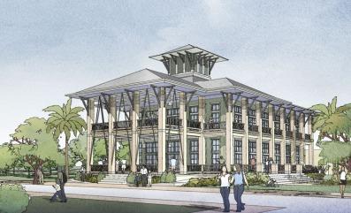 Environmental Center Urban Design Associates