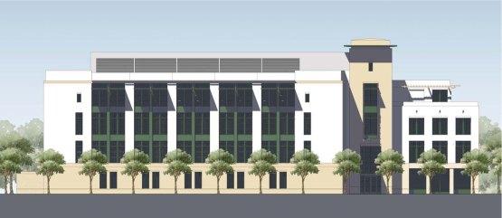 Office Building Urban Design Associates