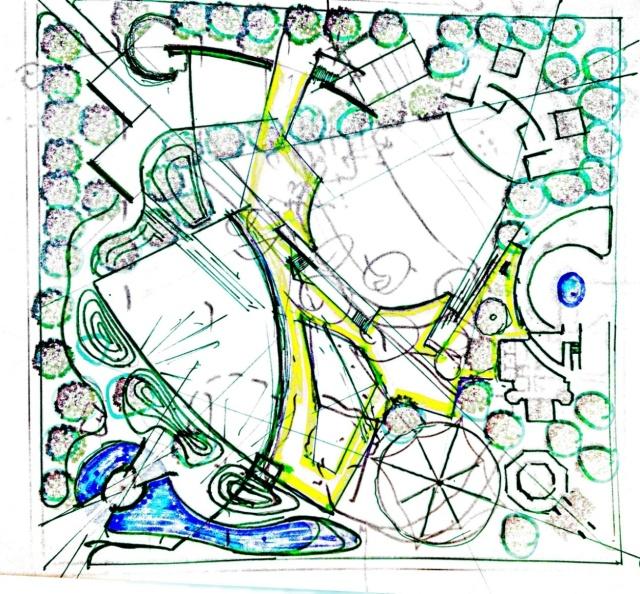 Place D'Armes Initial Conceptual Design