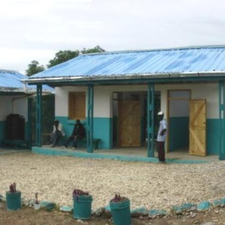 Madame Joa Clinic, West of Masissade, Haiti, Client: Save the Children, Burtland Granvil - Staff Architect at Architecture for Humanity - Rebuilding Center