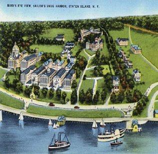 Snug Harbor, Staten Island